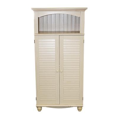 White Sauder Desk Armoire Wardrobe