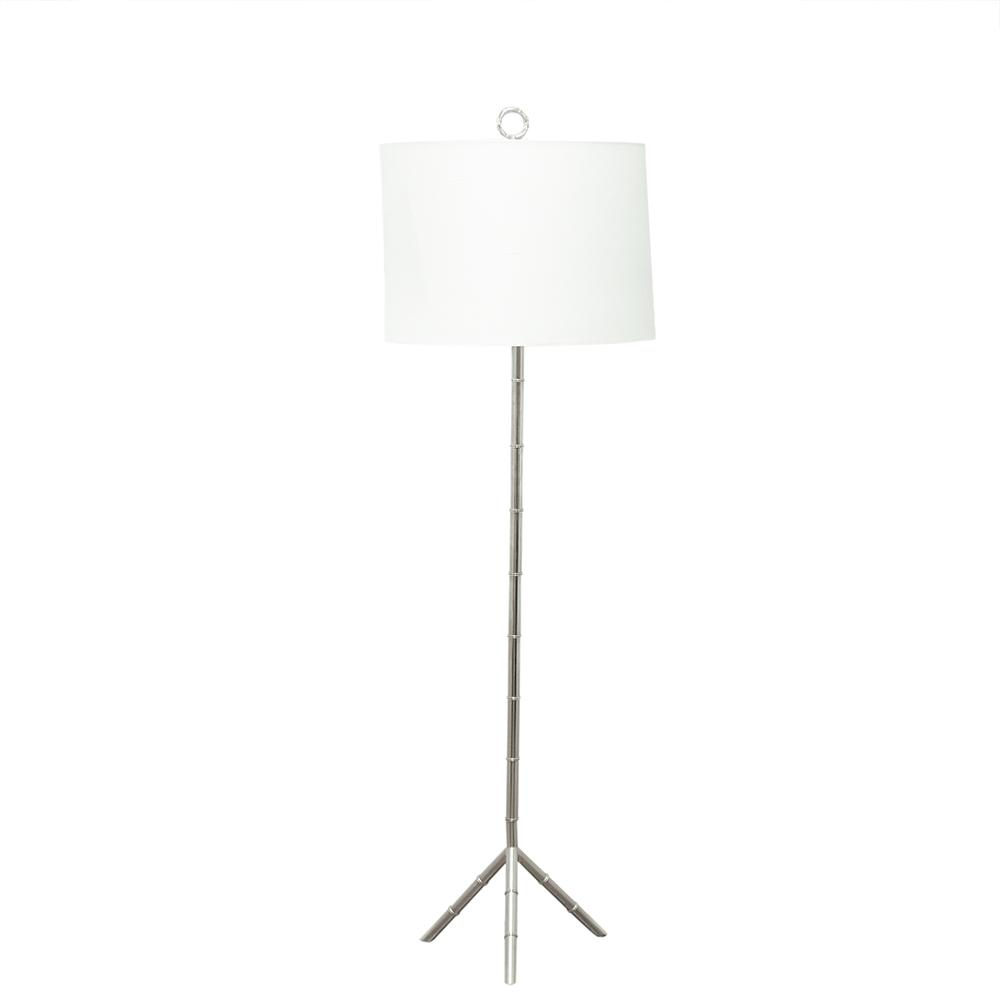 Robert Abby Silver Meurice Floor Lamp