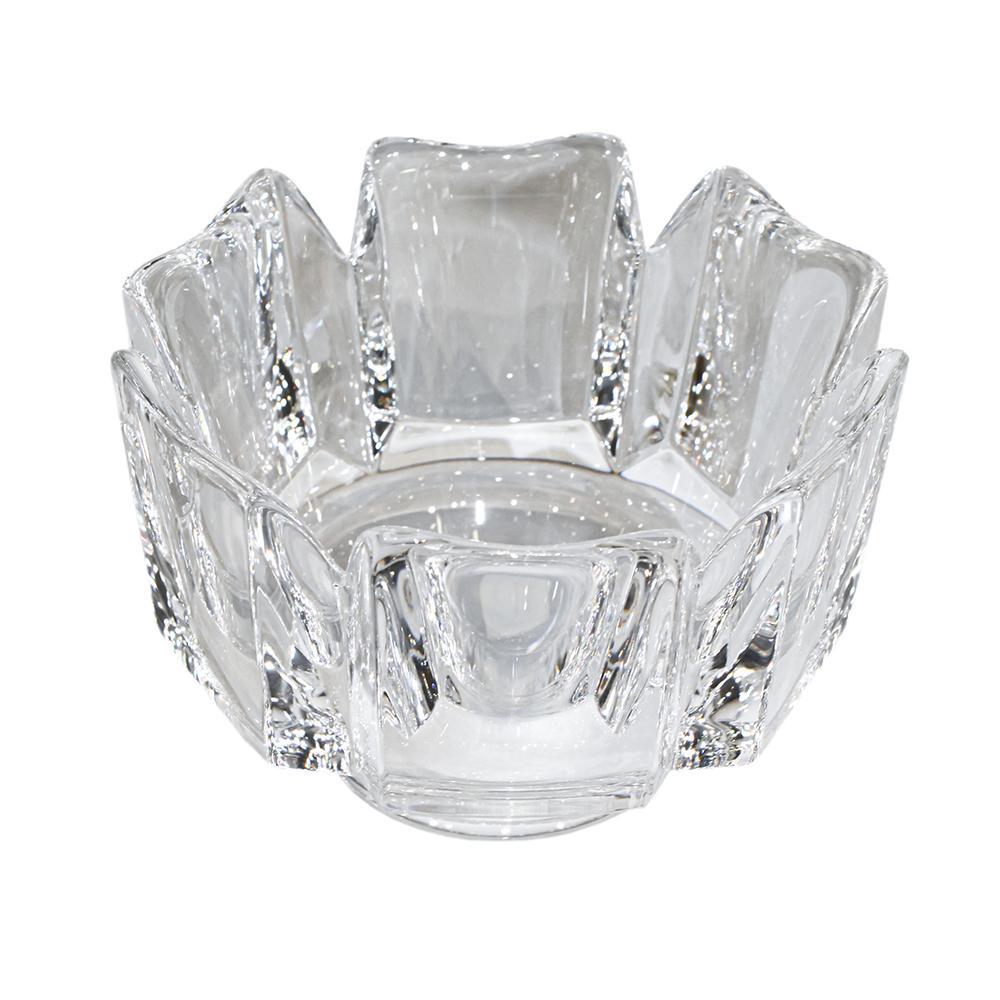 Orrefors Crystal Corona Bowl