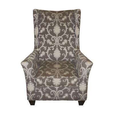 Arhaus Grey Halstead Chair
