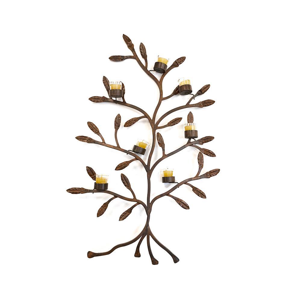 Jan Barboglio Tree Of Life Candle Holder