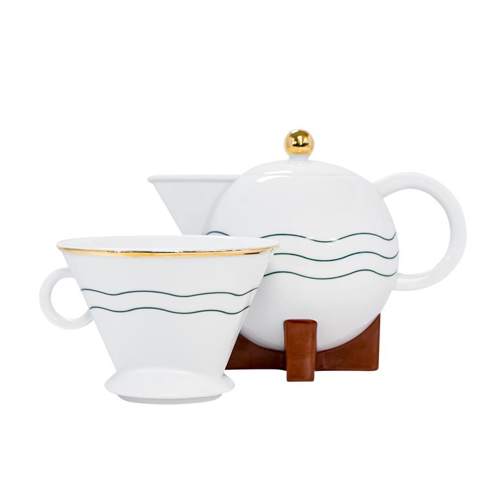 Three Piece Powell Dripper Coffee Set