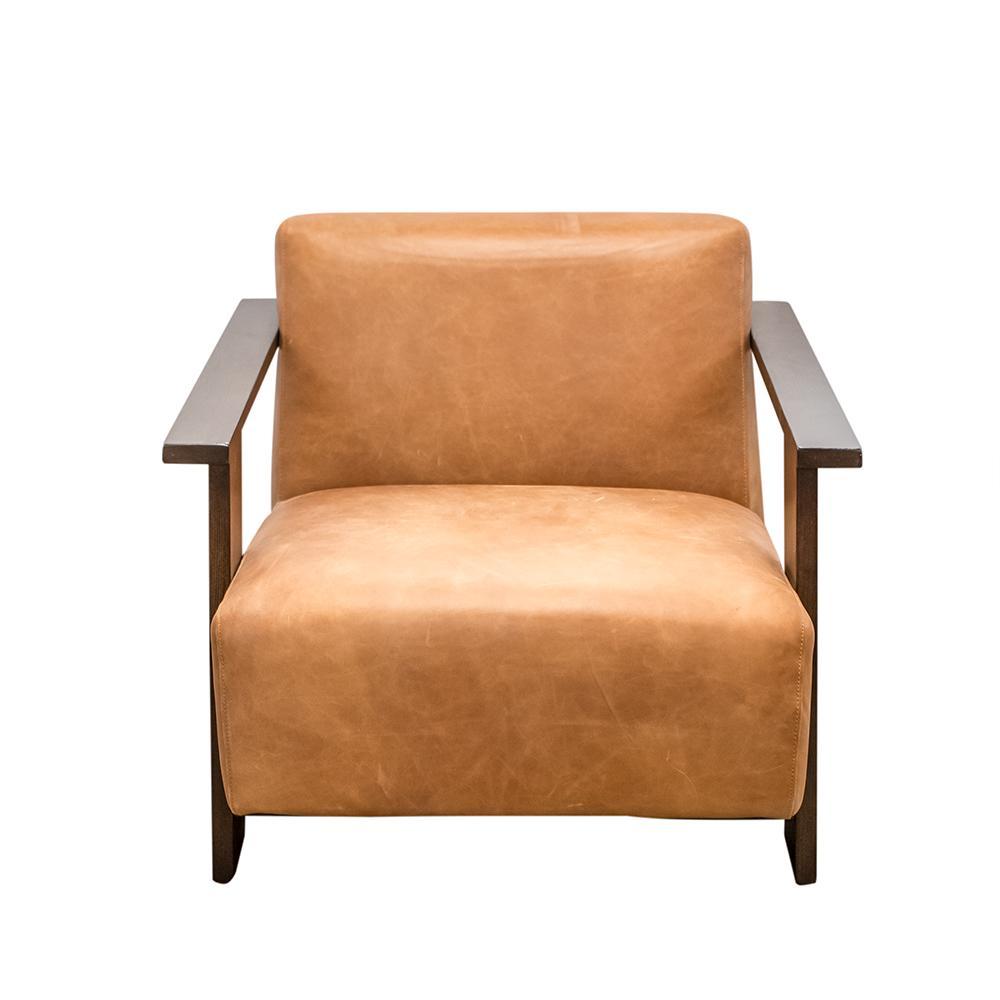 Hawthorne Leather Chair