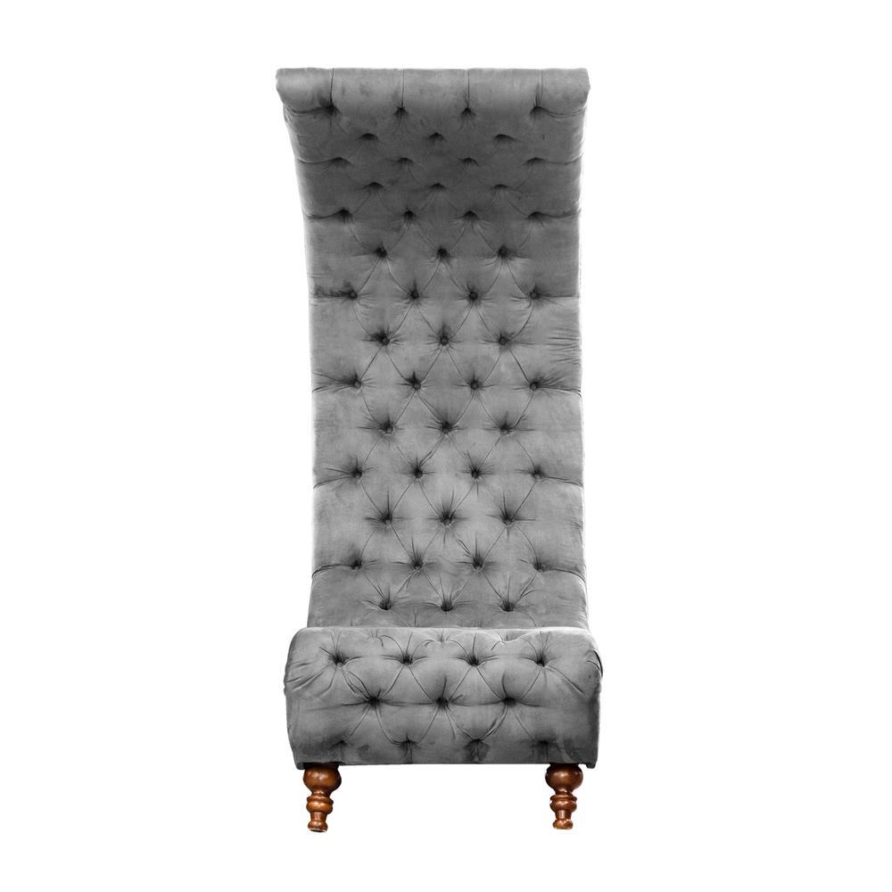 Tufted Xl Tall Back Chair
