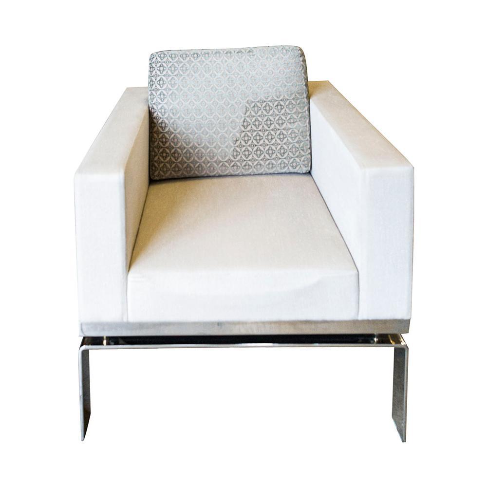 Collin Burry Modern Lounge Chair