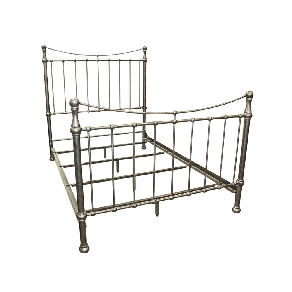 Ethan Allen Full Danby Metal Bed Frame