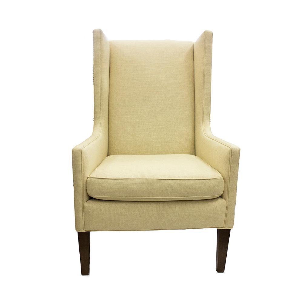 Lee Industries Wingback Chair
