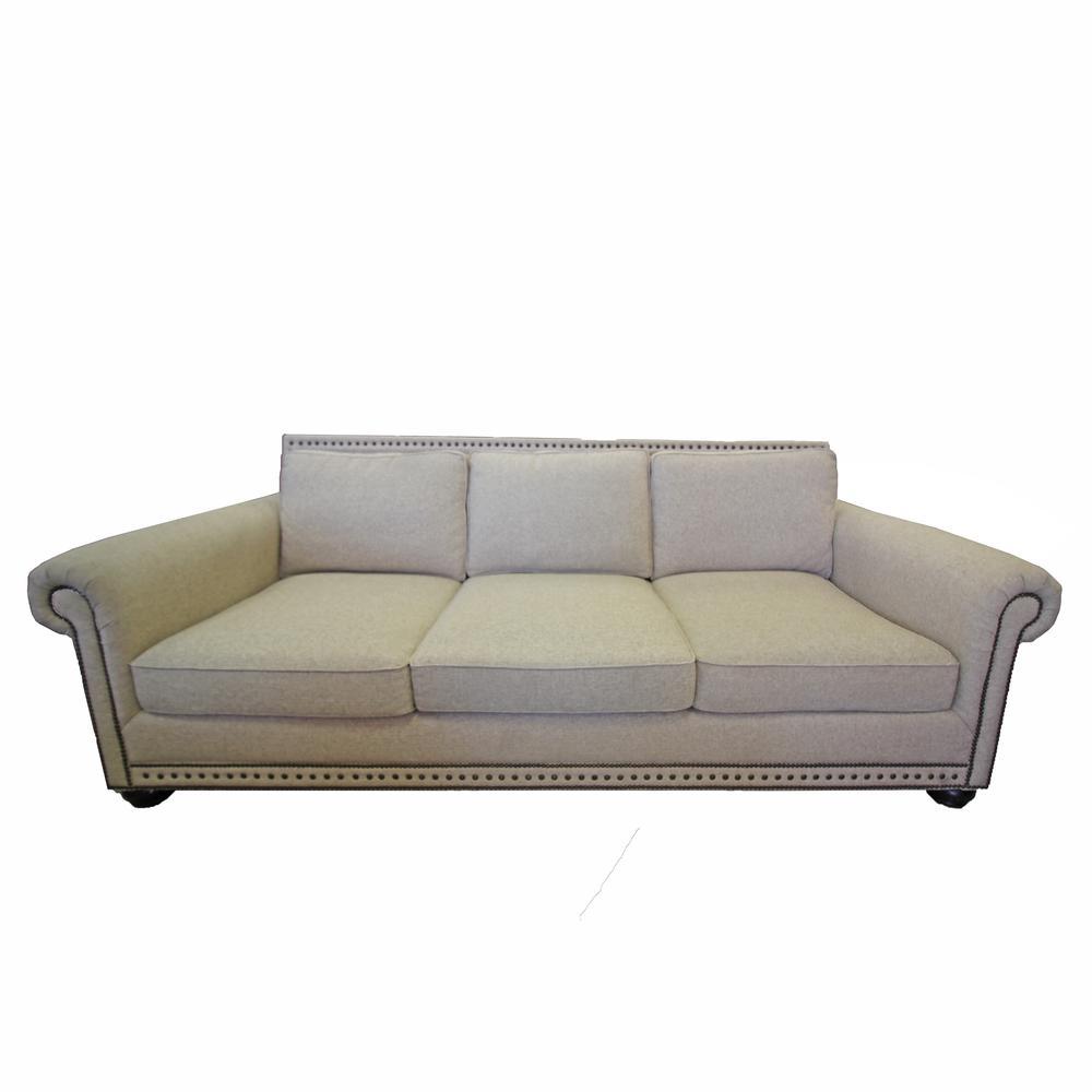 Bernardt Nailhead Sofa