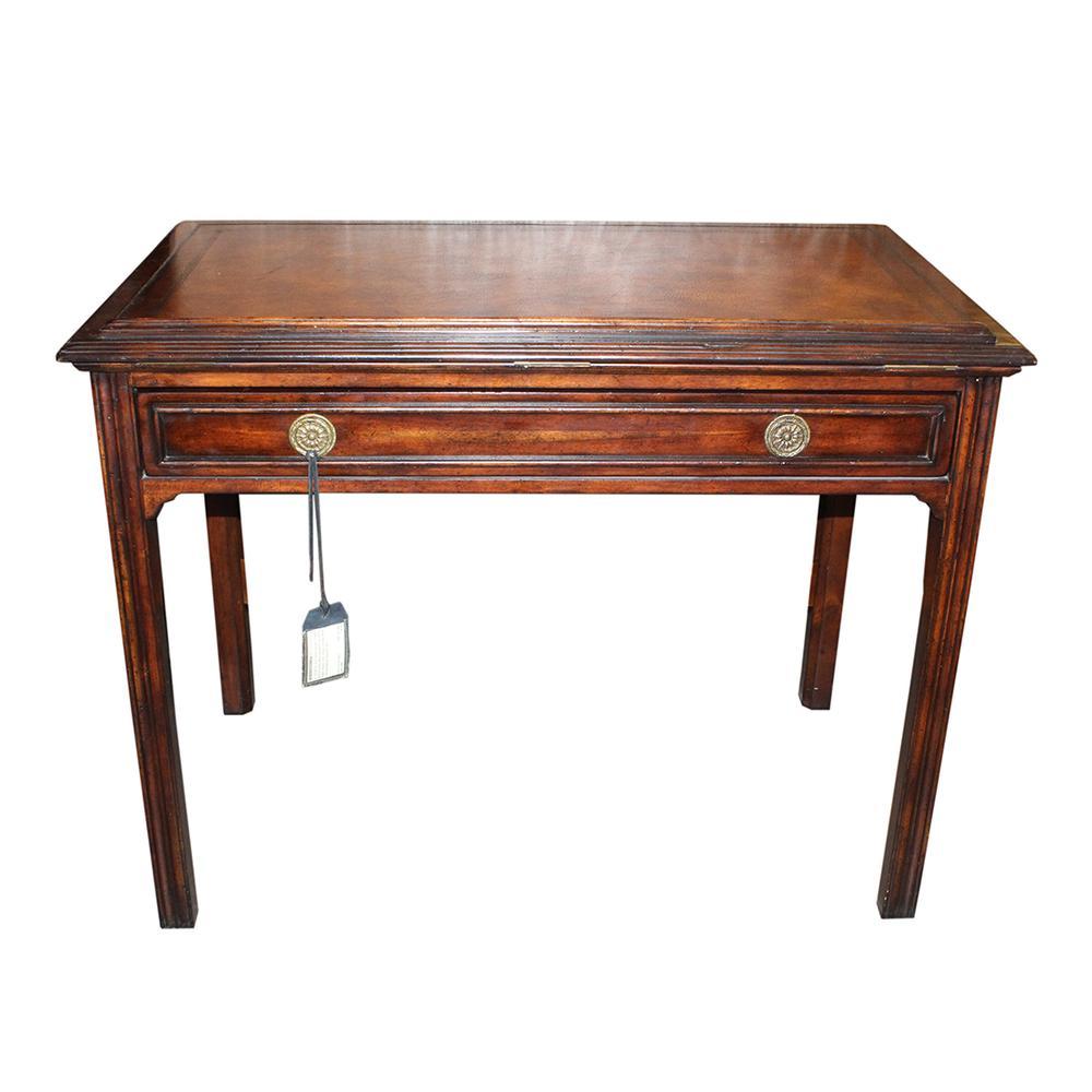 John Richard George Iii Leather Architect Desk