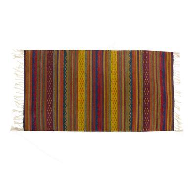 Zapotec Wool Rug