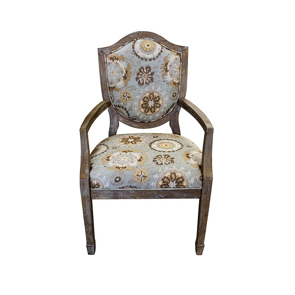 Uttermost Valene Arm Chair