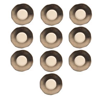 10 Wainwright Saucer Plates
