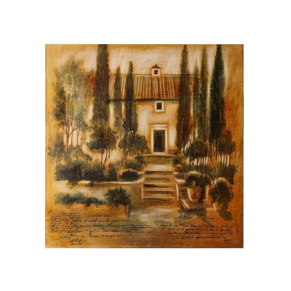 Phoenix Art Group Canvas Homestead Print