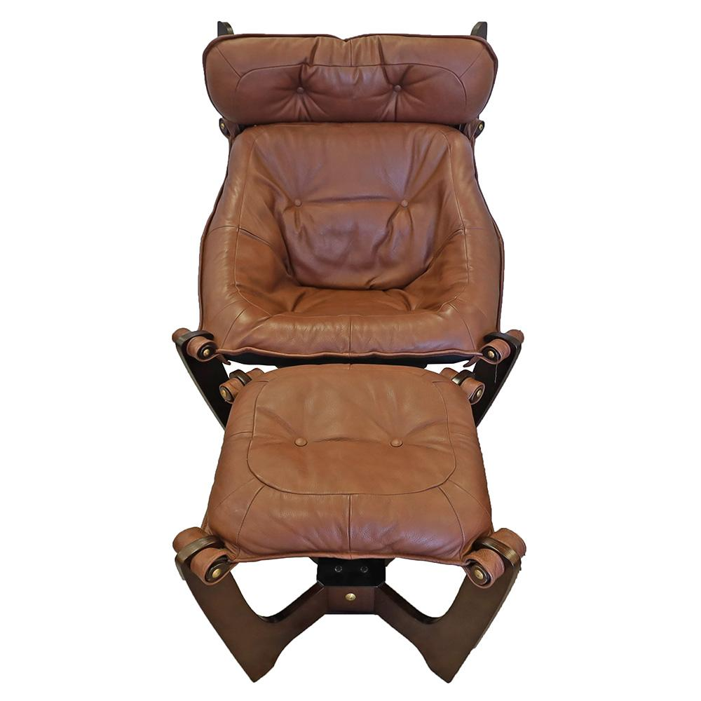 Img Luna Chair W/Ottoman