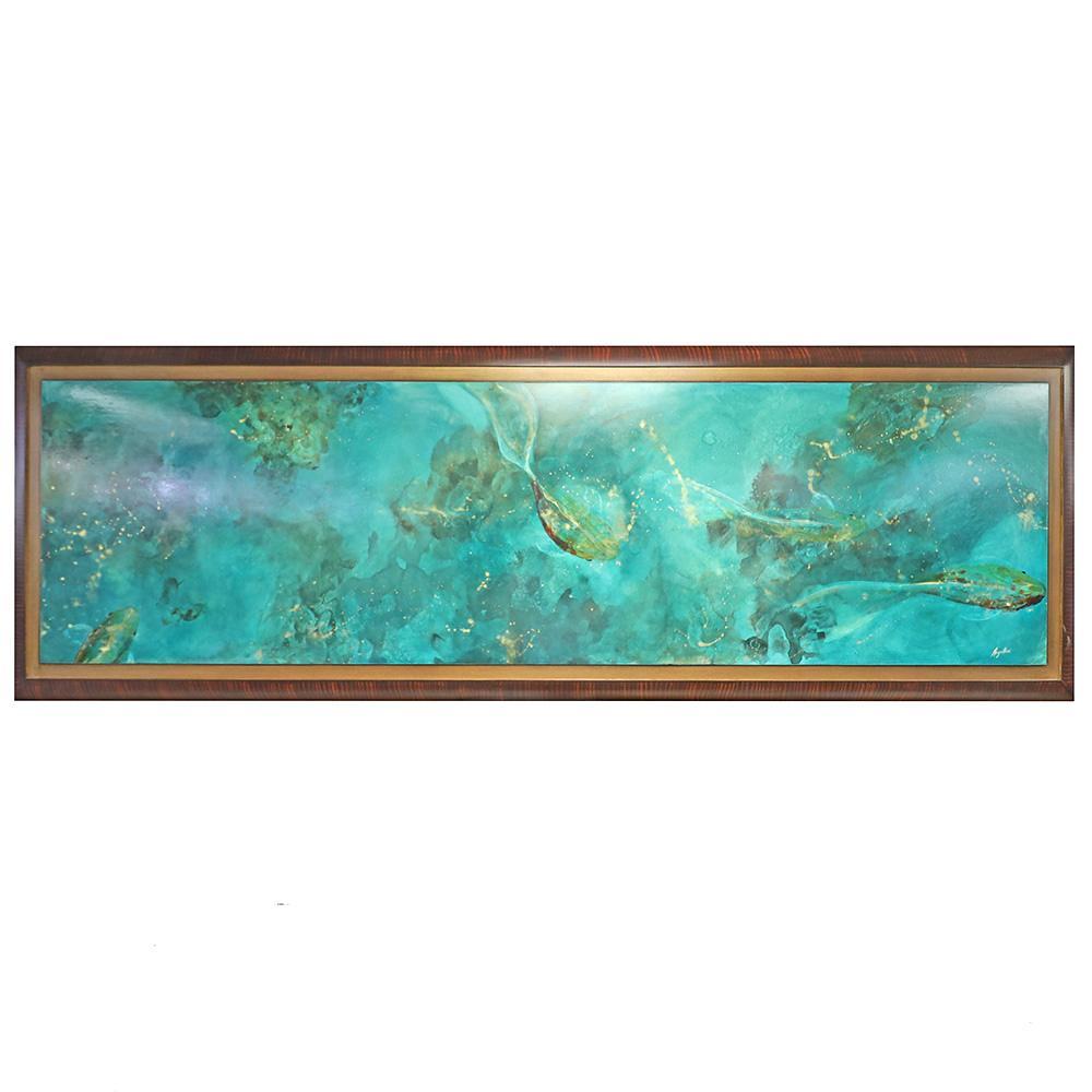 Angellini Phoenix Art Fish Print