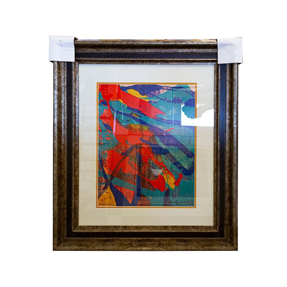 Andy Warhol Medium Print