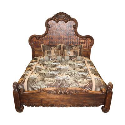 Jason Scott Mosaic Collection King Bed