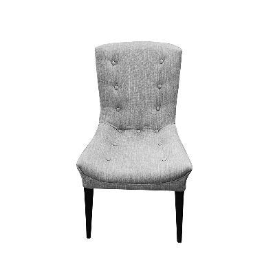 Arhaus Grey Upholstered Chair