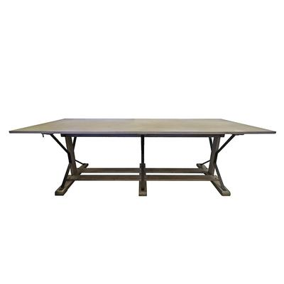 Restoration Hardware Trestle Table