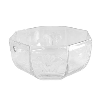Versace Medusa Octagon Crystal Bowl