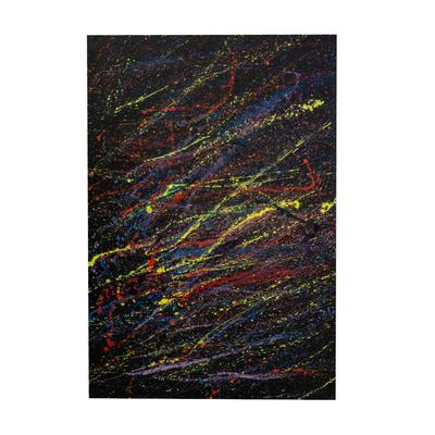 Abstract Splatter Original Art