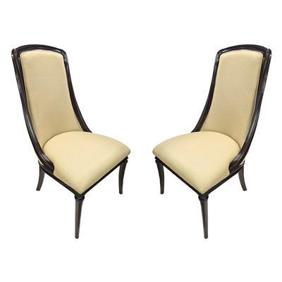 Bassett Living Room Chairs (Pair)