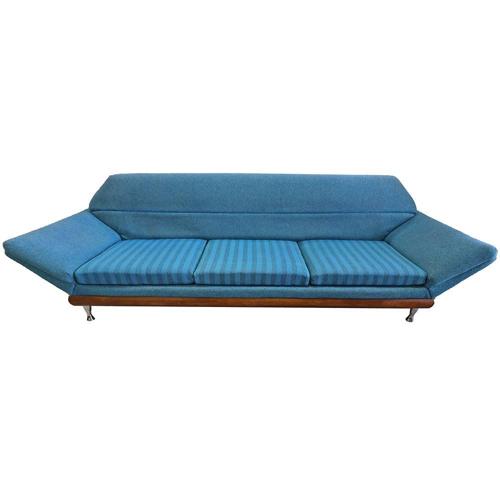 Midcentury Living Room Sofa