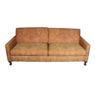 Lazar Paisley Sofa