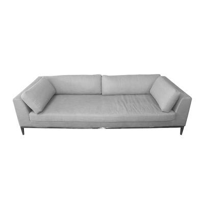 Restoration Hardware Luxe Italia Arm Sofa