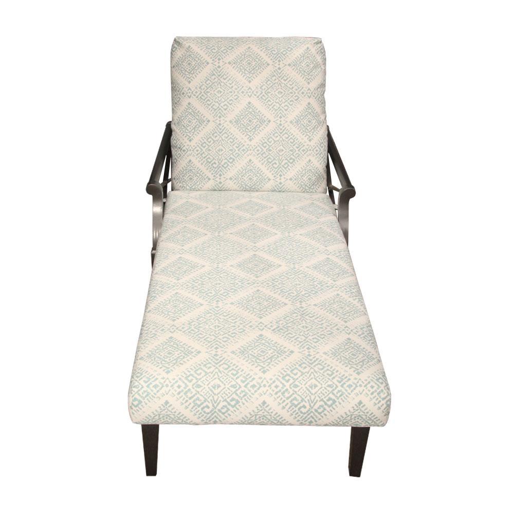 Woodard Cast Aluminum Chaise