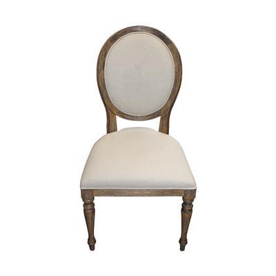 Restoration Hardware French Linen Chair