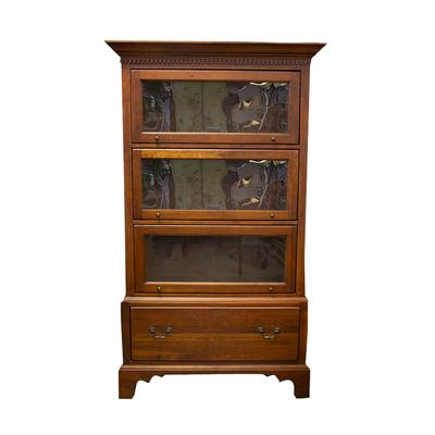 Lexington Bob Timberlak Layer Glass Office Bookcase