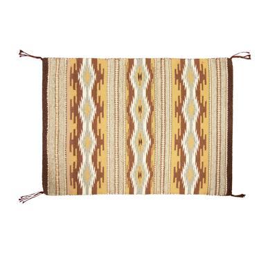 Navajo Hand Tied Rug