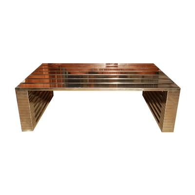 HD Buttercup Metal Coffee Table