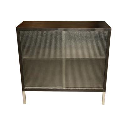 Steelcase Glass Bookcase