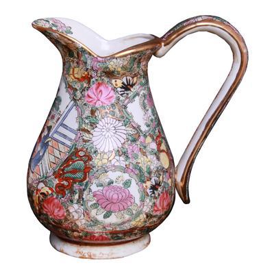Asian Porcelain Pitcher
