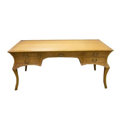 Rose Tarlow Oak Cyrano Desk