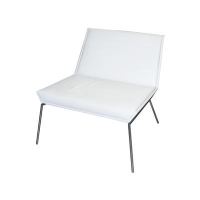 Martin Brattrud Leather Fold chair