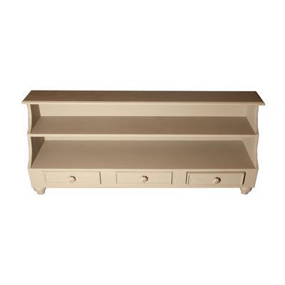 Grey Mudroom Shoe Shelf Unit with 3 Drawers