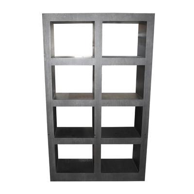 Metal Industrial Cubbie Shelf