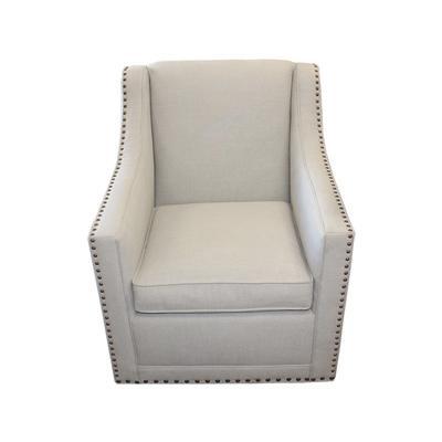 Lexington Grey Swivel Chair