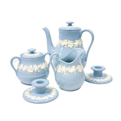 Wedgwood Teapot Set