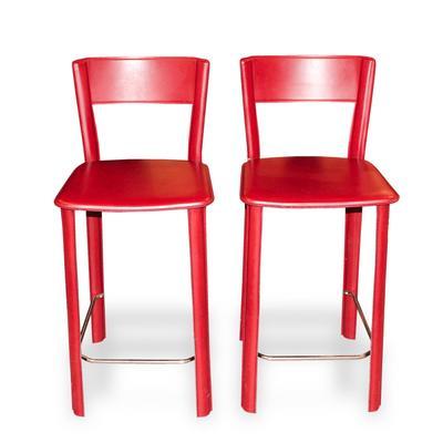 Pair of Designer Within Reach Barstools
