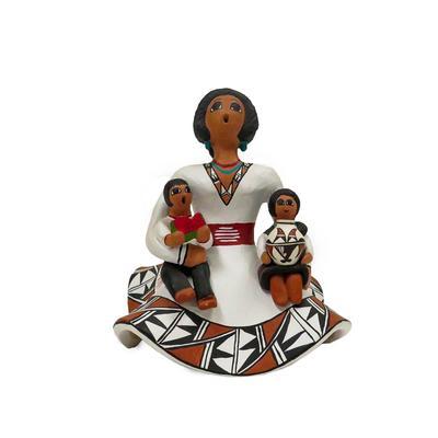 Rachel Arnold Acoma Storyteller