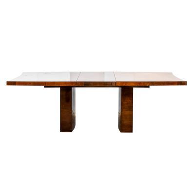 Copenhagen Lacquer Finish Dining Table