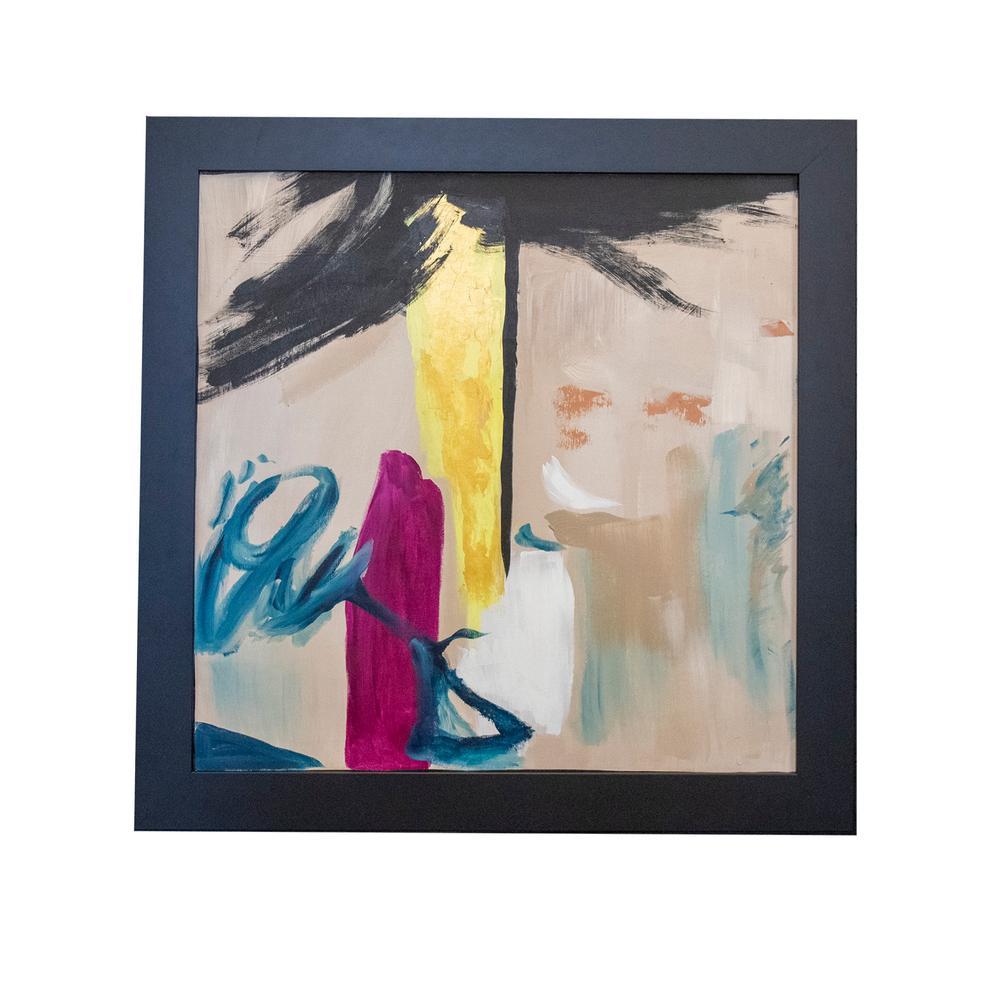 Ron Deri Handmade Abstract Art