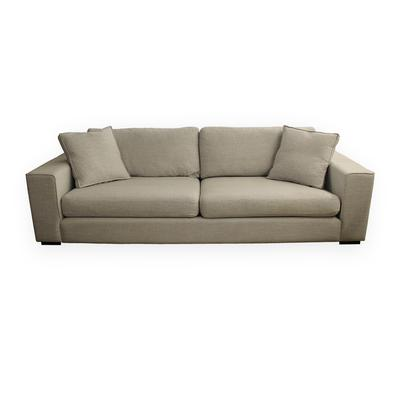 Article Grey Linen Sofa