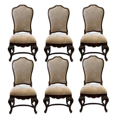 Set of 6 Bernhardt Dining Chairs