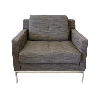 Coalesse Steelcase Chrome Leg Chair
