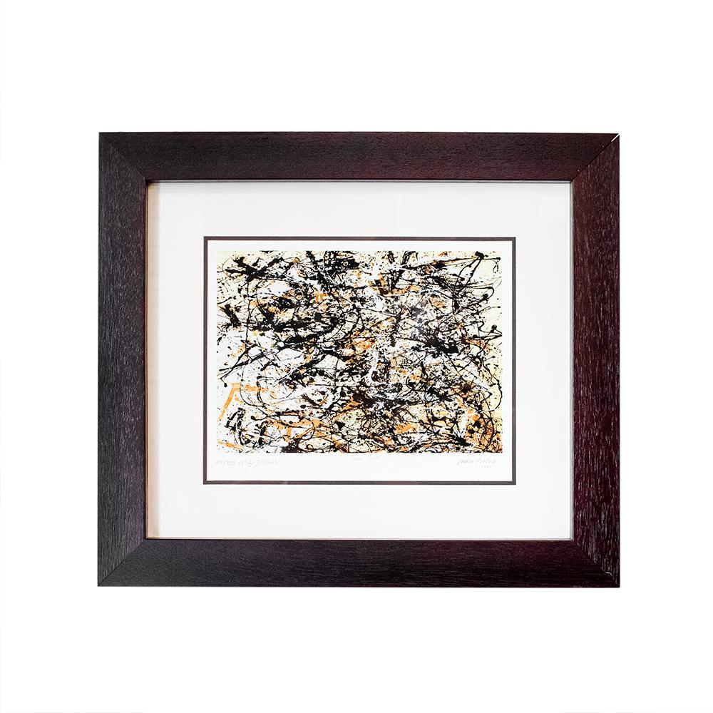 Jackson Pollock Autumn 1950